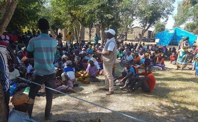 La ayuda recogida en Valladolid llega a Mozambique para atender a los damnificados por el ciclón Idai