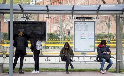 Así quedan los horarios de los autobuses de Valladolid durante el mes de agosto