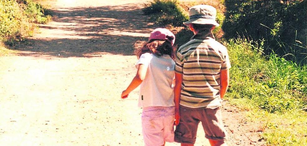 Eterno el río y la infancia en el Órbigo