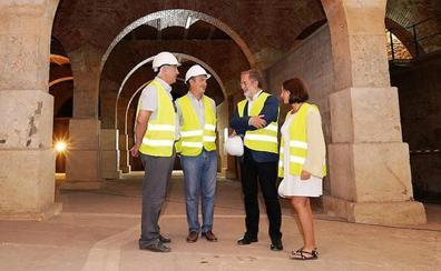 La potabilizadora de San Isidro mejora sus instalaciones, que producen el 30% del agua de Valladolid