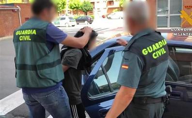 Dos detenidos, uno de Miranda, por intentar asesinar a un joven en La Rioja