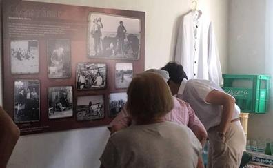 Cien fotografías antiguas de Escurial de la Sierra dan testimonio de la memoria colectiva del municipio