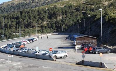 Las obras cortan la carretera de Cotos a Rascafría: estos son los itinerarios alternativos