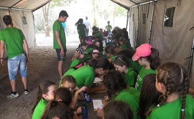 La Mancomunidad Torozos clausura su I Campamento Medioambiental