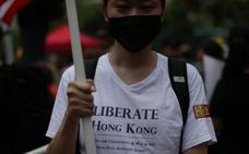 Las detenciones en Hong Kong no frenan las protestas contra el autoritarismo de China