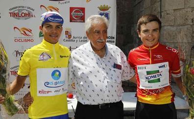 Raúl García, del Kometa Ciclyng, campeón de la Copa Cofidis júnior