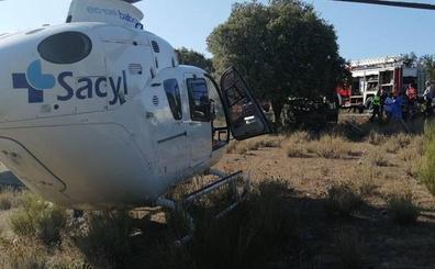 Un fallecido en un accidente de tráfico en la comarca de Ledesma