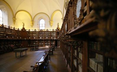 Un proyecto europeo corrobora la buena salud de la Biblioteca Histórica de la Universidad