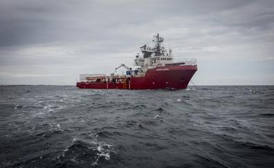 Ocean Viking, el nuevo barco de la esperanza para miles de migrantes