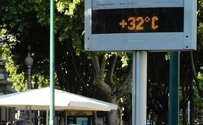 Julio fue un mes «muy cálido» en Castilla y León, con una temperatura media de un grado superior a la normal