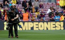 Los derechos televisivos, el maná del fútbol español en peligro