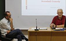 Carlos F. Heredero y Antonio Santamarina abren el Curso de Cine