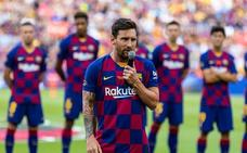 Messi se pierde la gira por Estados Unidos y es duda para el inicio de Liga