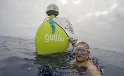 El vallisoletano Antonio de la Rosa quiere ser el primero en cruzar a remo el Océano Pacífico entre San Francisco y Hawái