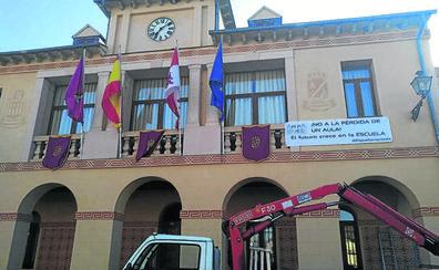 La Junta ratifica la supresión de un aula en Bernardos pese a la protesta vecinal