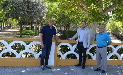 El alcalde de Ciudad Rodrigo defiende el «esfuerzo» realizado en los parques y jardines