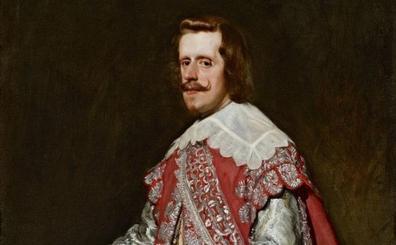 Personajes de Valladolid: Felipe IV