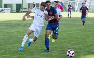 La Segoviana pone a prueba su aguante ante el Valladolid B