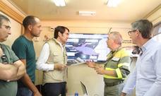 «Esta salvajada no se ha producido por sí sola», afirma el consejero de Medio Ambiente sobre el incendio de La Granja