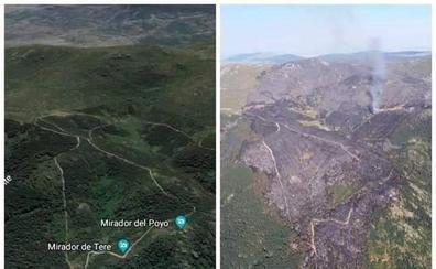 El incendio del Parque de Guadarrama baja a nivel 1 y tardará entre 10 y 15 días en extinguirse