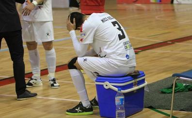 Solo tres jugadores del Segovia Futsal cobraban por encima del salario mínimo