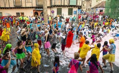 El restaurador José María Ruiz alaba el compromiso de los vecinos de San Lorenzo con su barrio