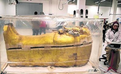 La resurrección de Tutankamón