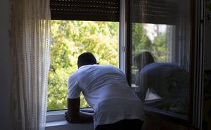 M., el joven que casi muere en una patera por su sueño de jugar al fútbol en Europa y Valladolid