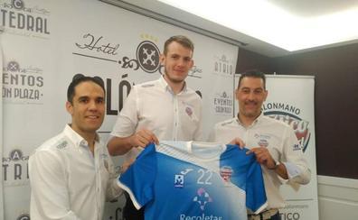 Robin Dourte asegura que «Valladolid es lugar idóneo para adquirir experiencia»
