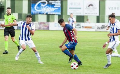 Borrego y Abad piden paso en el triunfo de la Segoviana ante el Valladolid B (4-2)