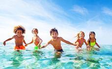 Cómo cuidar el cabello de tus hijos en verano