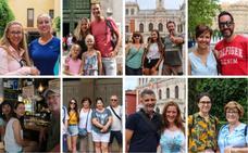 Los turistas valoran con un notable el patrimonio y la gastronomía de Valladolid