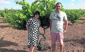 El séptimo proyecto Uvas Nómadas elaborará un nuevo vino con garnacha tintorera de Fuensaldaña