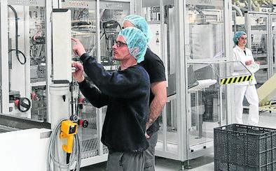 Drylock llegará a fin de año con una plantilla de 150 empleados, un 20% más que ahora