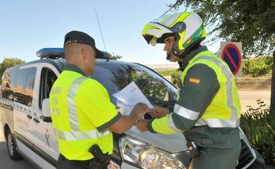 Cinco conductores denunciados por consumo de drogas en Valladolid