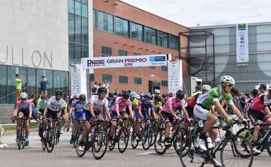 Alejandro Gomiz se impone en la primera etapa de la Vuelta Ciclista a Palencia en un final de vértigo