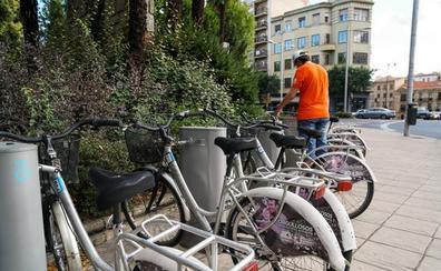 El servicio municipal de bicicletas registra un promedio diario de 154 préstamos