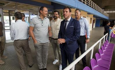 Las inversiones en el Polideportivo Pisuerga darán «mucha autonomía» al primer equipo de baloncesto de la ciudad