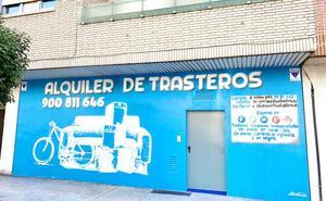 La empresa Necesito un trastero abre sus puertas en Palencia