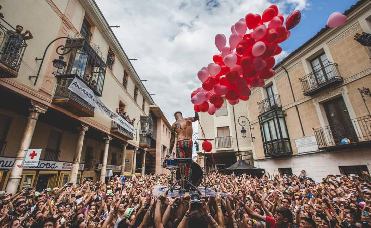 Jornada del viernes en el festival Sonorama Ribera 2019