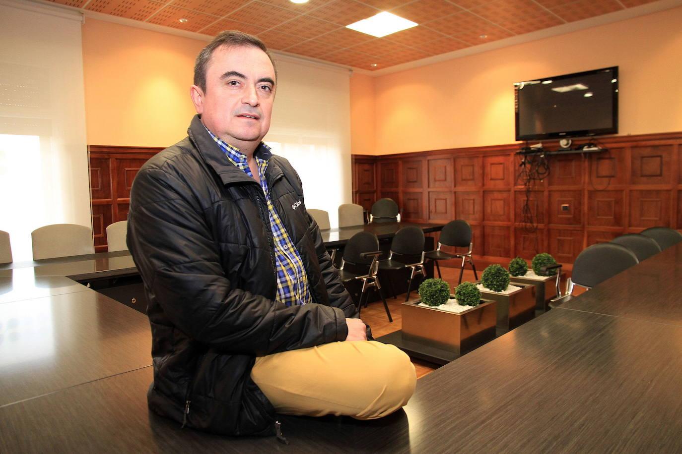 Dimite el presidente de la Lonja Agropecuaria de Segovia
