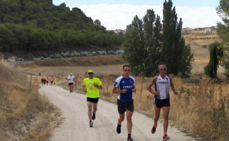 I Carrera y Marcha contra el Síndrome de Rett en Peñaflor de Hornija