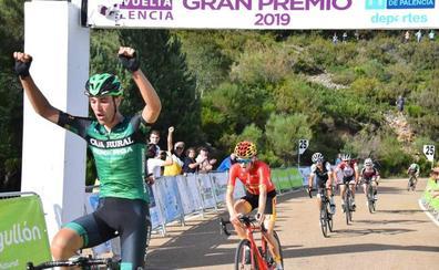 Oier Lazkano gana en el Brezo y se coloca líder