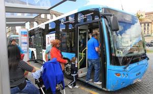 La 'Perico' modificará este domingo los horarios y recorridos de tres líneas del transporte urbano