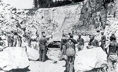 Un listado de fallecidos en campos de la Alemania nazi incluye a 12 salmantinos