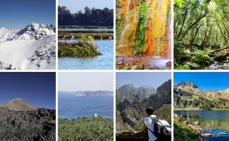 15 Parques Nacionales para terminar el verano
