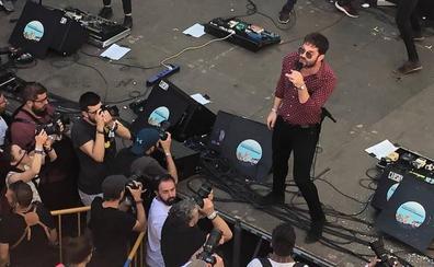 Viva Suecia, el cabeza de cartel sorpresa en la Plaza del Trigo