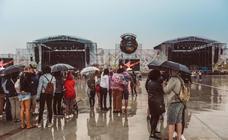 La lluvia no puede con la jornada del viernes del Sonorama 2019, 5 de 6