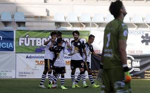 Unionistas CF se deja remontar en Palencia