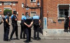 En libertad con cargos la mujer detenida en el tiroteo del barrio vallisoletano Las Viudas